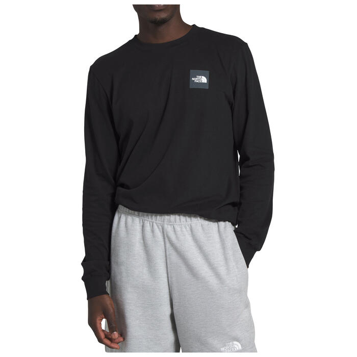 The North Face Men's Red Box Long Sleeve T-