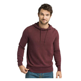 prAna Men's Throw On Hooded Sweater