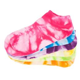 Sofsole Women's No Show Tie Dye Running Socks (6 pack)
