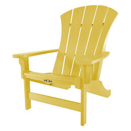 Pawleys Island Durawood Sunrise Adirondack Chair - Yellow