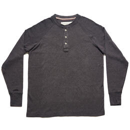 The Normal Brand Men's Puremeso Raglan Henley