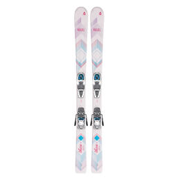 Volkl Girl's Chica All Mountain Skis with 3Motion 7.0 Bindings '17