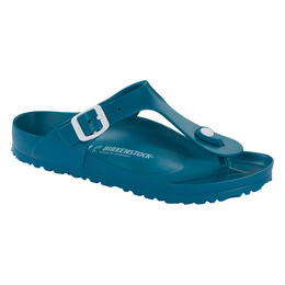 Birkenstock Women's Gizeh Essentials Sandals Turquoise