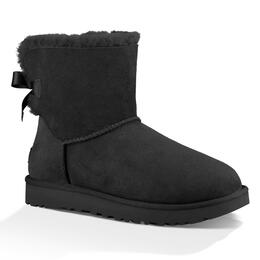 Ugg Women's Mini Bailey Bow II Snow Boots