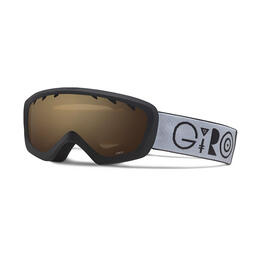 Giro Youth Chico Snow Goggles With Amber Rose Lens