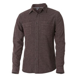 Royal Robbins Men's Bristol Tweed Solid Fla