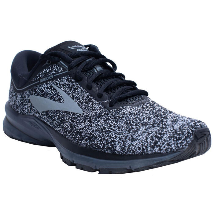 Brooks Men's Launch 5 Black Running Shoes