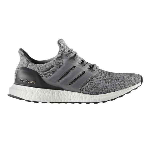 Adidas uomini ultraboost scarpe da corsa grey sun & sci sport