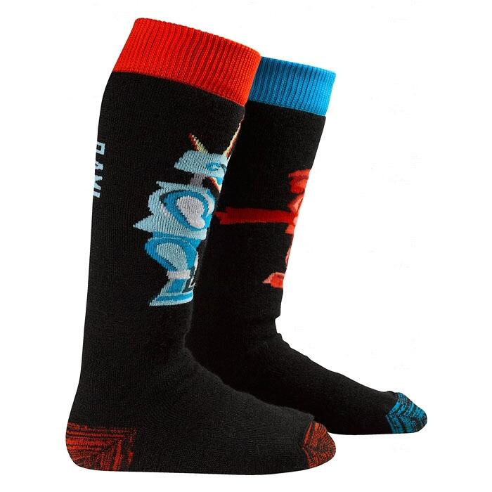 Burton Boy's Midweight Party Socks