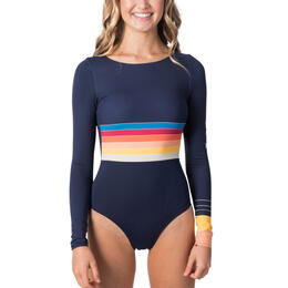 Rip Curl Women's Keep On Surfin Good Long Sleeve Swimsuit
