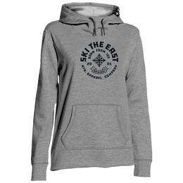 Ski The East Women's Icon Pullover Hoodie