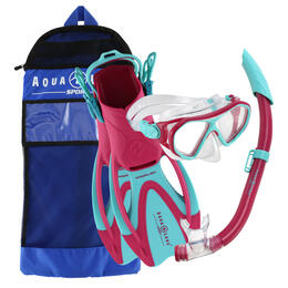 Aqua Lung Sport Urchin Jr Snorkel Set