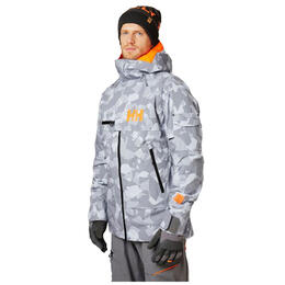 Helly Hansen Men's Garibaldi Shell Jacket