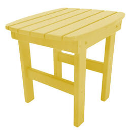 Pawleys Island Durawood Essential Adirondack Side Table - Yellow