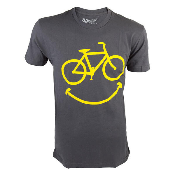 Dh Designs Smiley T-Shirt