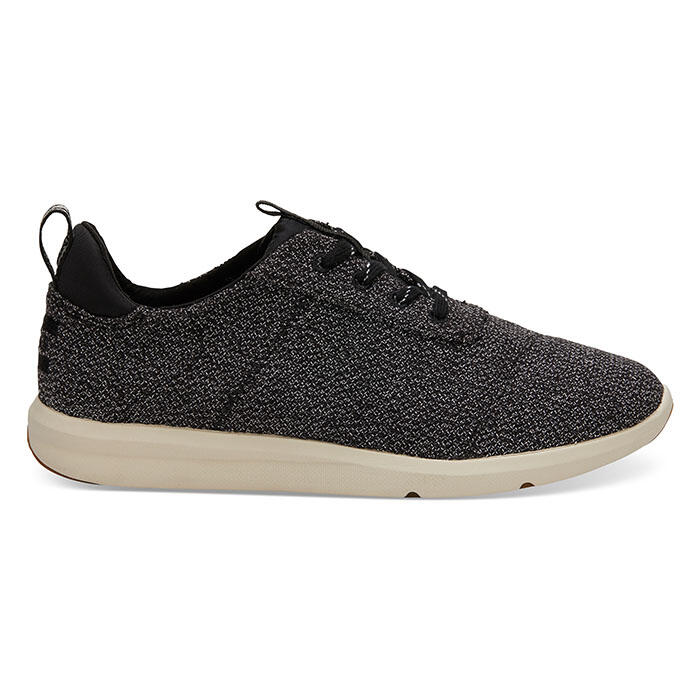 Toms Men's Cabrillo Casual Shoes Black