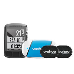 Wahoo Fitness Elemnt Bolt GPS Bundle Bike Computer