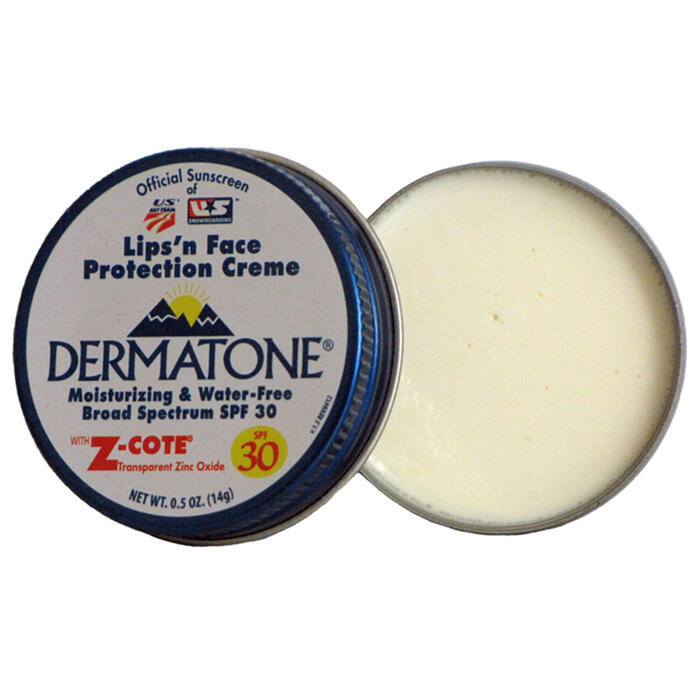 Dermatone Mini Tin .5oz Z Cote Lip Balm
