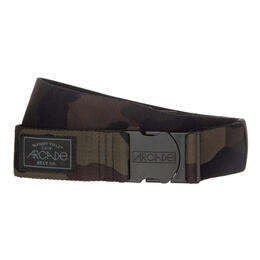 Arcade Men's Sierra Camo/Blackwood Belt