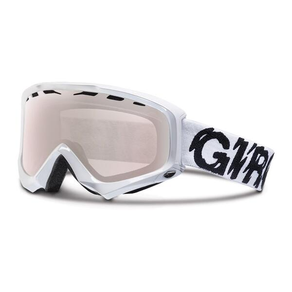 Giro Station Snow Goggles With Rose Silver Lens