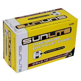 Sunlite 29x2.1 Schrader Valve (29er) Bicycle Tube