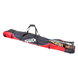 Swix Double Ski Bag with Wheels