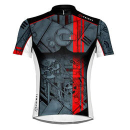 Primal Wear Men's Torque Cycling Jersey