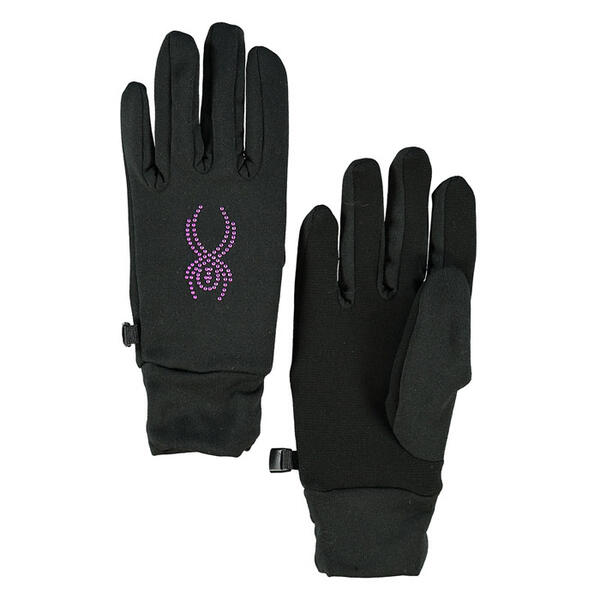 Spyder Women's Stretch Fleece Conduct Gloves