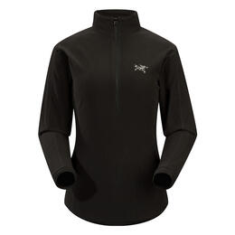 Arc`teryx Women's Delta Lt Zip Neck Pullover
