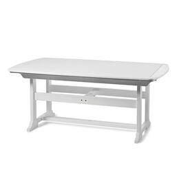 "Seaside Casual 42 X 72"" Dining Table"
