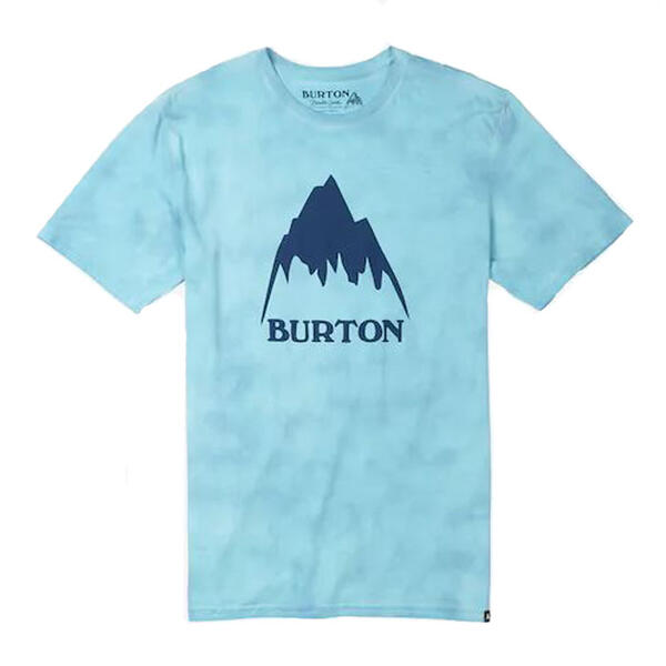 Burton Men's Washed Up Short Sleeve T Shirt