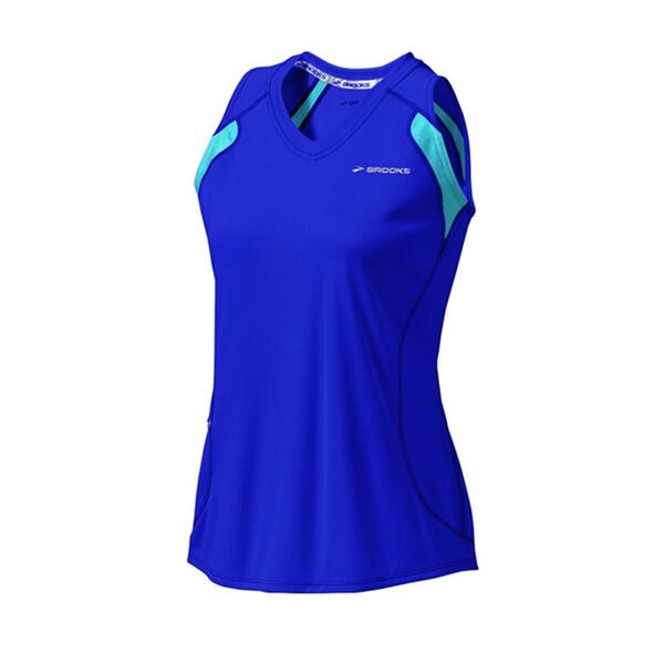 Brooks Women's Epiphany Sleeveless Running Tee