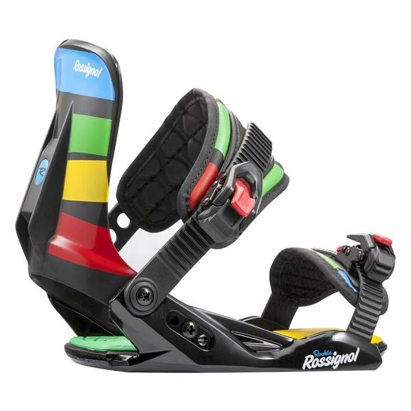 Rossignol Youth Rookie Junior Snowboard Bindings '15