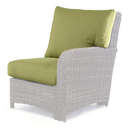 South Sea Rattan Saint Tropez Left Arm Loveseat Cushion