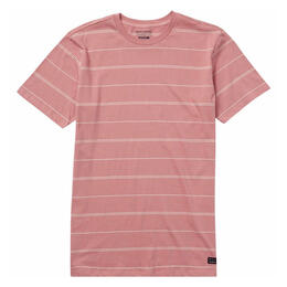 Billabong Men's Die Cut Stripe Short Sleeve T Shirt