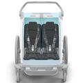 Thule Kids' Chariot Padditng Two