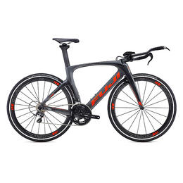 Fuji Men's Norcom Straight 2.1 Triathlon Bike '16