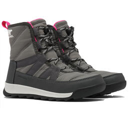 Sorel Girl's Whitney II Short Lace Up Winter Boots