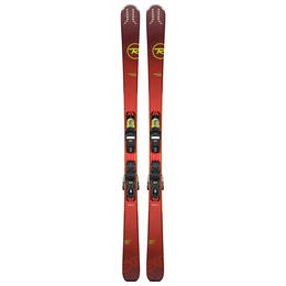 Rossignol Men's Experience 80CI Skis with Xpress 11 GW B83 Bindings '20