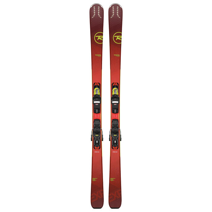 Rossignol Men's Experience 80CI Skis with X