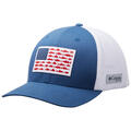 Columbia Men's PFG Mesh Fish Flag Ball Cap alt image view 4
