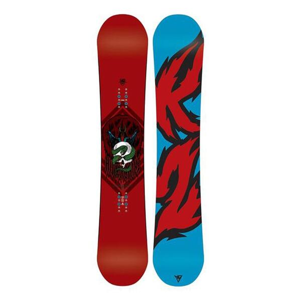 K2 Snowboarding Men's Hit Machine Snowboard '15