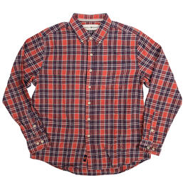 The Normal Brand Men's Washed Seasons Plaid Button Down Shirt
