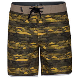 Hurley Men's Phantom Lines 18 Boardshorts