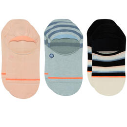 Stance Women's Back To Basic 3Pack Socks