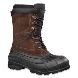 Kamik Men's Nationplus Waterproof Winter Boots