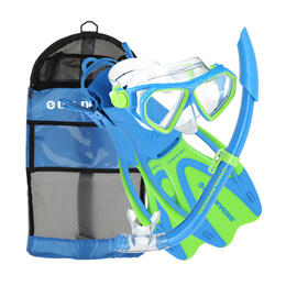 U.S. Divers Dorado Jr Snorkel Set