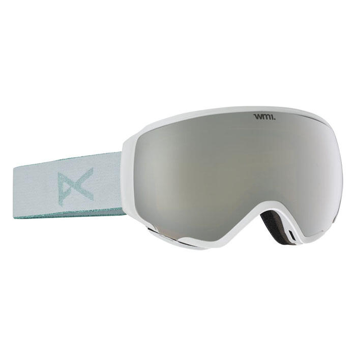 Anon Women's Wm1 Snow Goggles With Silver S