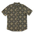 O'Neill Men's Abro-Geo Short Sleeve Button