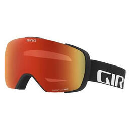 Giro Men's Contact Snow Goggles With Amber Scarlet Lens '17